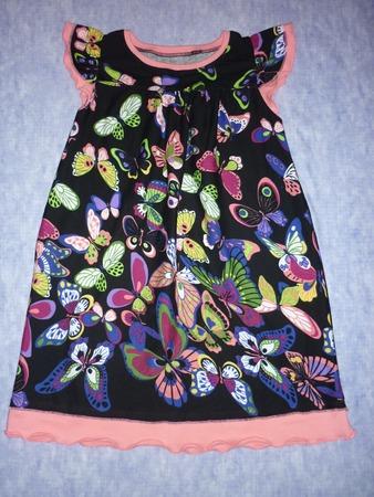 Фото. Платье для племянницы.    Автор работы - Слобожанка