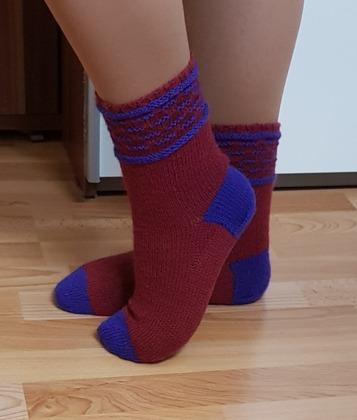 Фото. Новые носочки. Автор работы - Rady