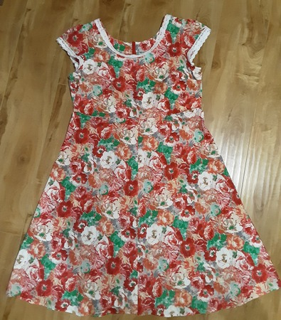 Фото. Платье на жару. Автор работы - tanya4