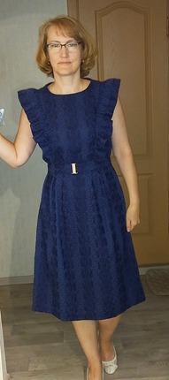 Фото. Платье.  Автор работы - Молнии для всех