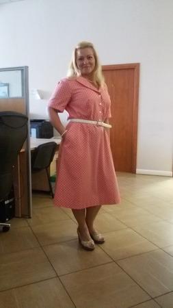 """Фото. Платье под кодовым названием """"Горошки, ах горошки"""")))"""