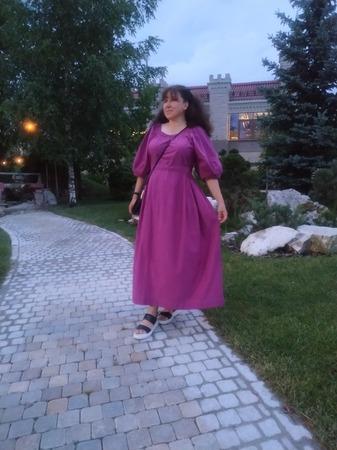 Фото. Платье.  Автор работы - Хохлома