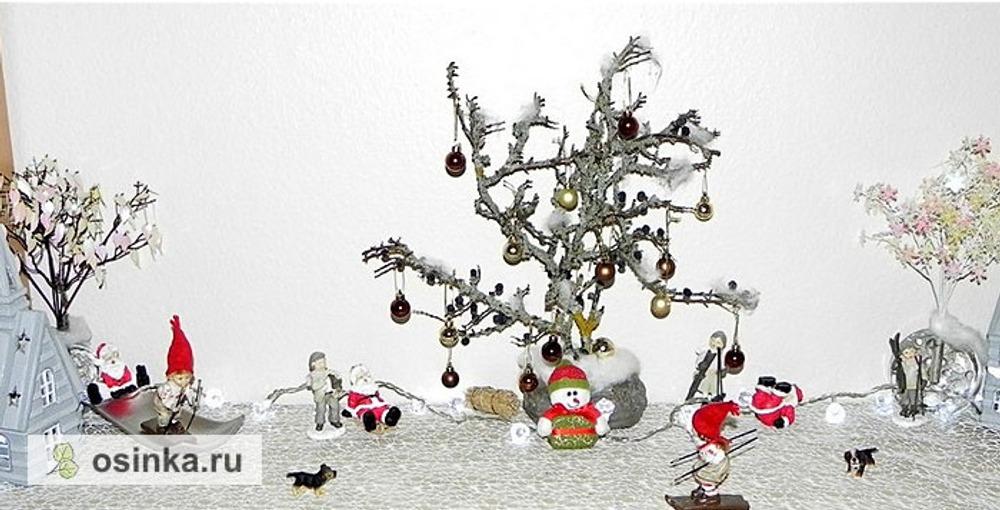 Фото. Новогодняя композиция. Автор работы - Olga_Mt