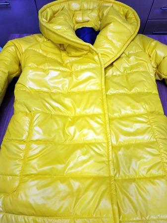 Фото. Девочки, я сделала это, оно ну очень желтое! Это одеяло, не пальто!
