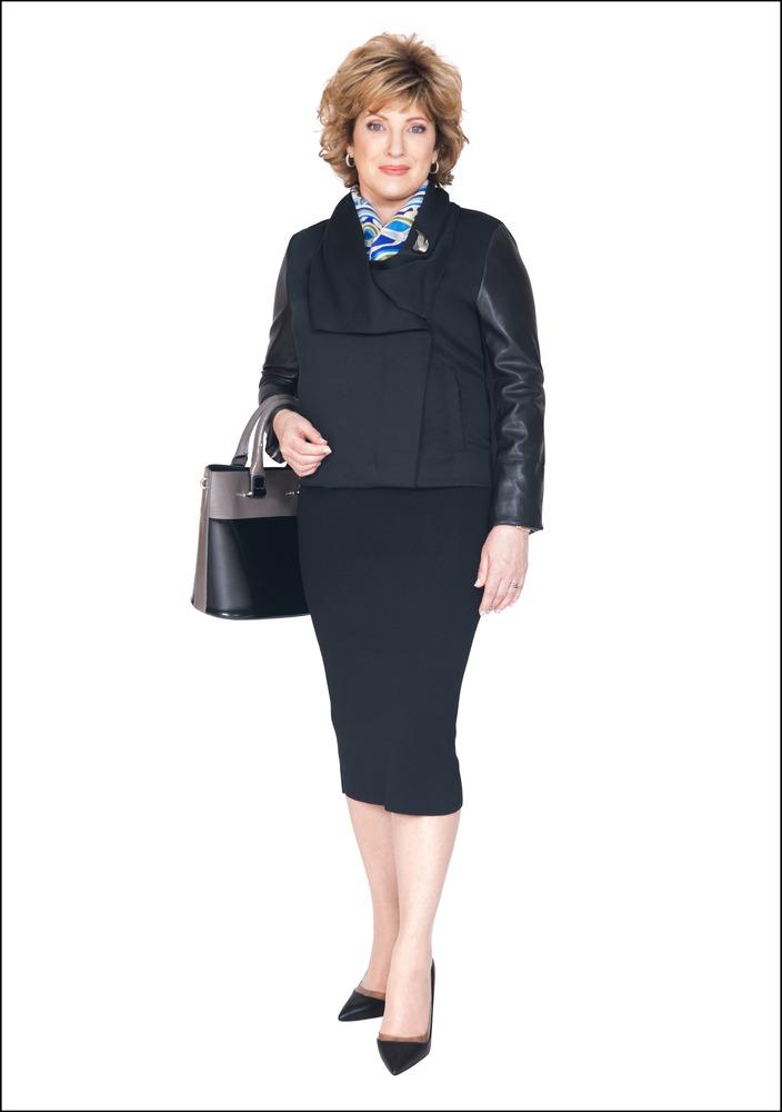 Комплект №1 . Платье, куртка и туфли – Zara