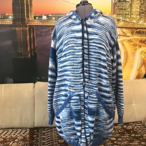 Фото. Вязаная куртка для мужа.  Автор работы - Violinka1707