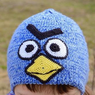 Фото. Angry Birds - малая форма!