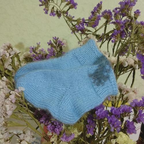 Фото. Детские носочки. Автор работы - Пупининья
