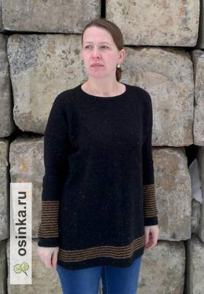 Фото. Новогодний свитер. Автор работы - Varvara1974