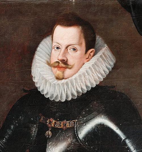 """Фото. Andres Lopez Polanco """"Портрет Филиппа III короля Испании (1578 – 1621)"""""""