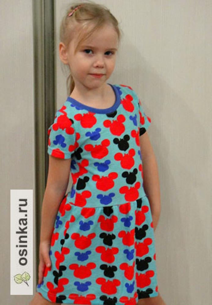 1f4519409ba Фото. Какое платье без кулирки... Автор работы - Hich