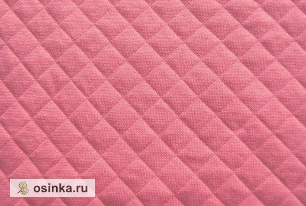 Фото. Розовый капитоний.