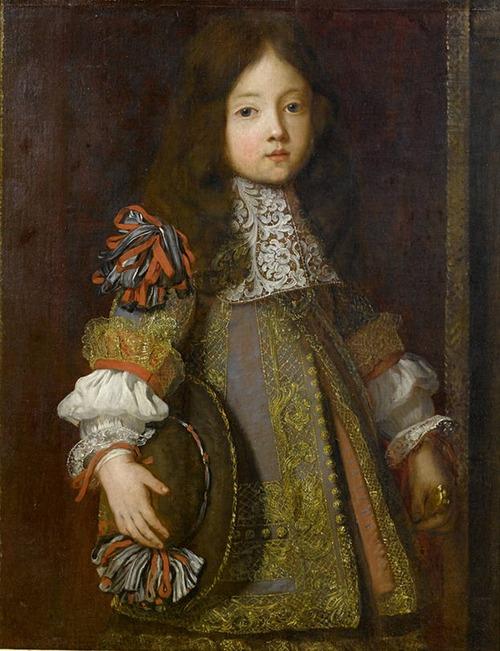 """Фото. Jan Albertsz Rotius (1660) """"Портрет девочки"""", ок. конца XVII в."""