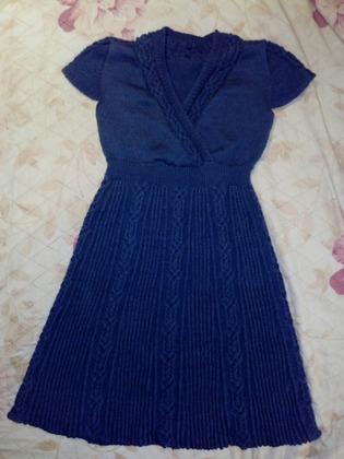 Фото. Платье тоже для подруги.