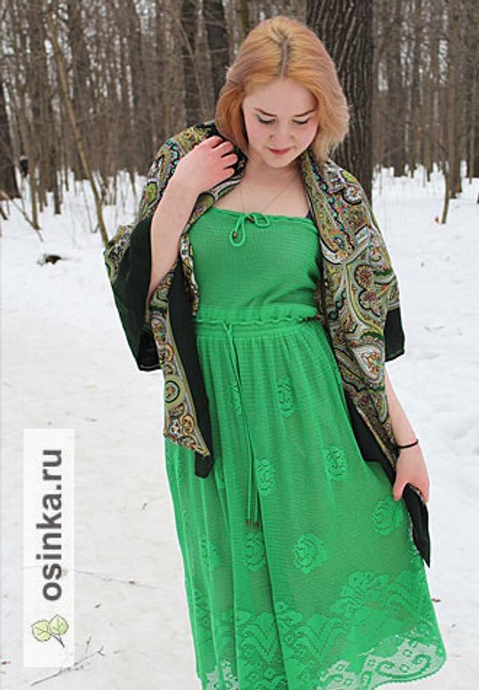 13-19 платье