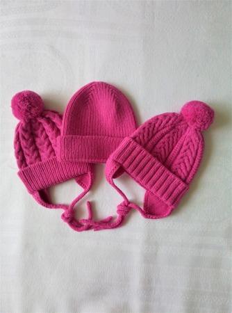 Фото. Детские шапочки.   Автор работы - kOtek