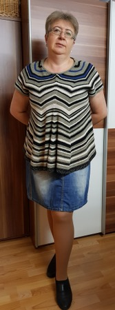 Фото. Топ-блузка.   Автор работы - Rady
