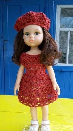 Фото. Наряды для куклы. Автор работы - Chasik