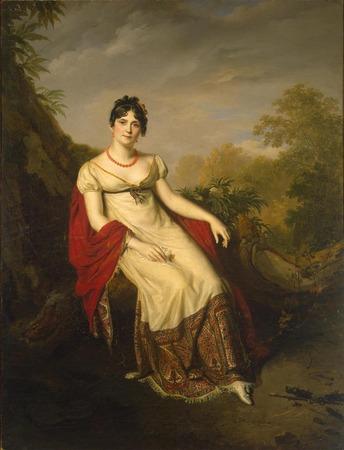 """Фото. Фирмен Массо """"Портрет Жозефины Богарне"""",  1812 г."""