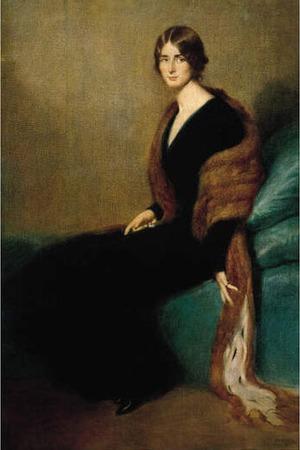 """Фото. Мануэль Бенедито """"Портрет Клео де Мерод"""", 1910 г."""