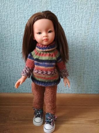 Фото. Для внучкиной куклы. Автор работы - Colombinka