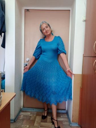 Фото. Платье  Siliindian.    Автор работы - Cbeta