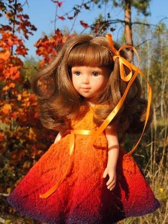 Фото. Платье кукле.   Автор работы - Tatyanochka1976
