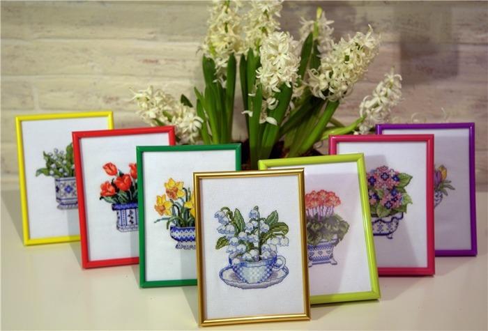 Фото. Креативные подарки учительницам на 8 Марта!  Автор работы - Natashka-mamashka