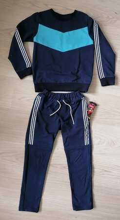 Фото. Спортивный костюм.   Автор работы - eka911
