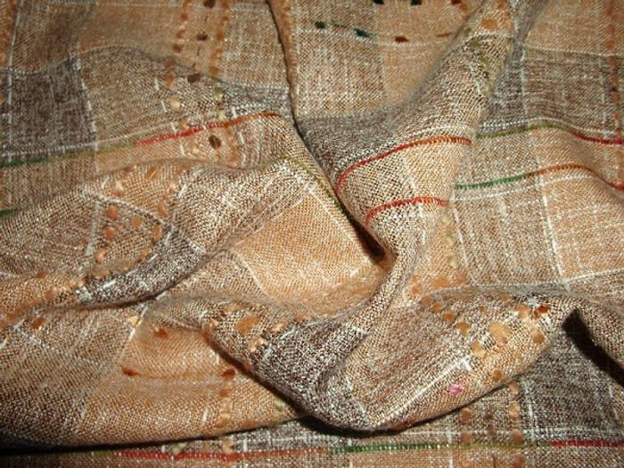 Фото. Лен - прекрасная ткань и для брюк.