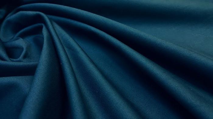 Фото. Твил - это ткань с рубчиком!  (95% хлопок, 5% эластан).