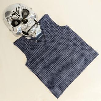 """Фото. Безрукавка """"Seed Weste"""" для Амира. Так как кофты он не любит одевать, я решила что безрукавка будет нормально."""