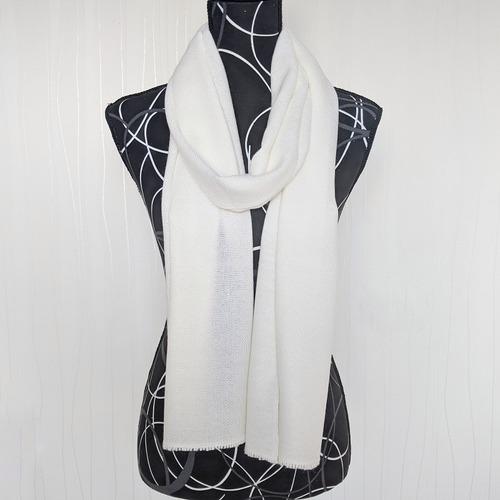 Фото. Первый тканый шарф-палантин.  Автор работы - berlinka