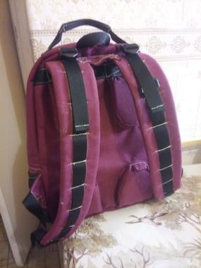 Фото. Рюкзак для жены.  Автор работы - BezumnyiRukoblud