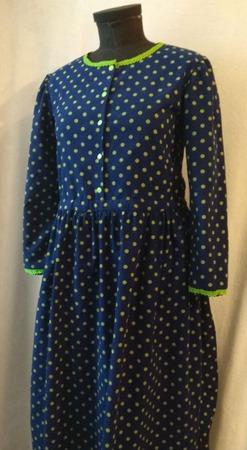 Фото. Платье из микровельвета.  Автор работы - St.Elena
