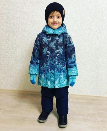 Фото. Куртка и комбез.     Автор работы - ElenaFadeeva