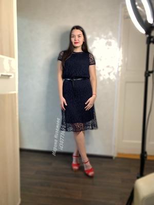Фото. Платье, бобинный лен. Автор работы - Ралишка5