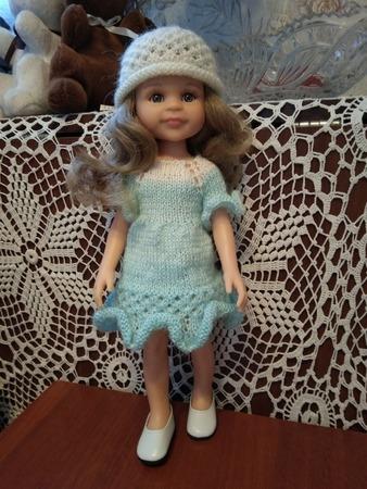 Фото. Кукла для племянницы.  Автор работы - Tatyanochka1976