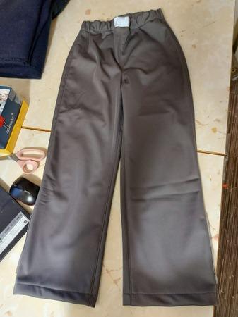 Фото. Утепленные брюки.  Автор работы - Fotiny