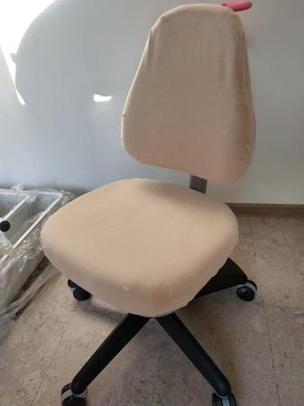 Фото. Чехол на кресло. Автор работы - Чмок