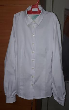 Фото. Школьная блузка. Автор работы - Дракошка 76
