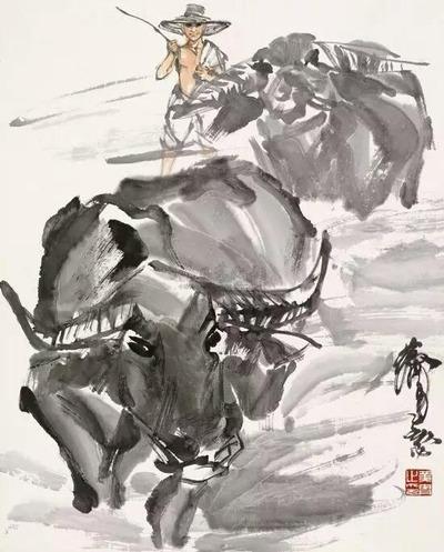 "Фото. Хуан Чжоу (Huan Zhou) ""Пастух"""