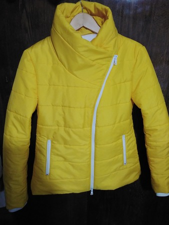 Фото. Куртка. Автор работы - reyenira