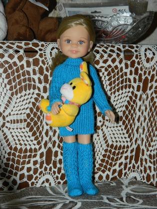 Фото. Наряд для куклы. Автор работы - Tatyanochka1976