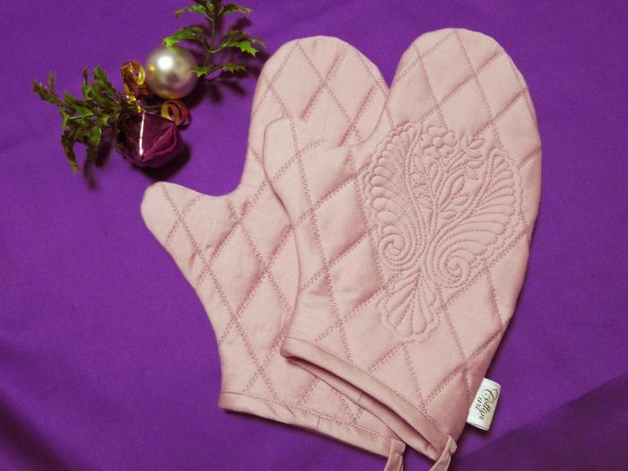 Фото. Прихватки-рукавички.  Автор работы - АнюткаФ