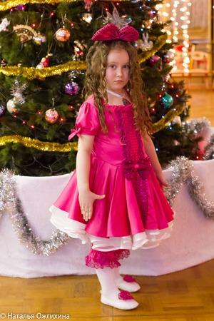 Фото. А вот в костюме Куклы главное не наряд, а образ.  Автор работы - Tasha27