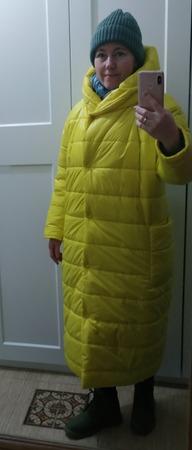 Фото. Желтое пальто. Автор работы - Чмок