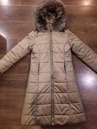 Фото. Зимнее пальто. Автор работы - yukkka