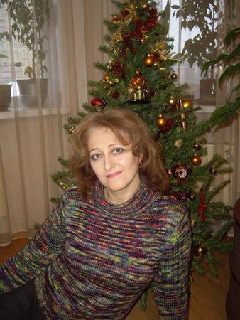 Фото. Новогодний свитерок.  Автор работы - L@na