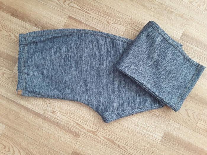 Фото. Гулятельные штанишки из катионика. Автор работы - Olga-Sh